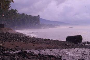 Surfing Jasri Beach a Hideaway in Bali