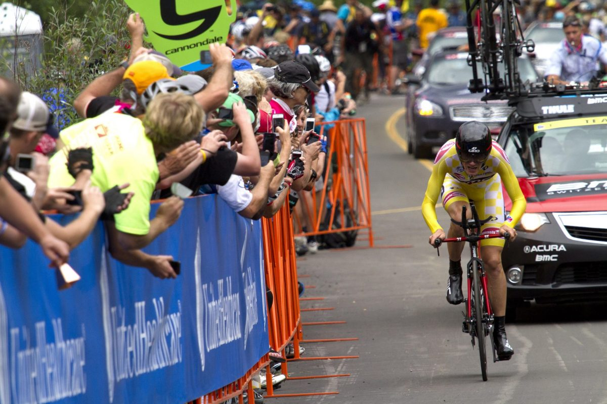 USA Pro Challenge Photo Ben Koelker | Mountain Weekly News