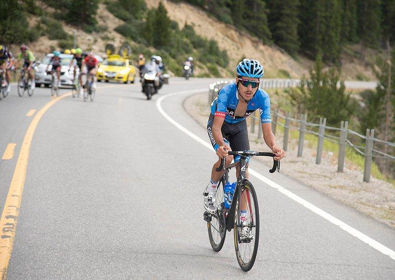 Mathias Frank Cyclist