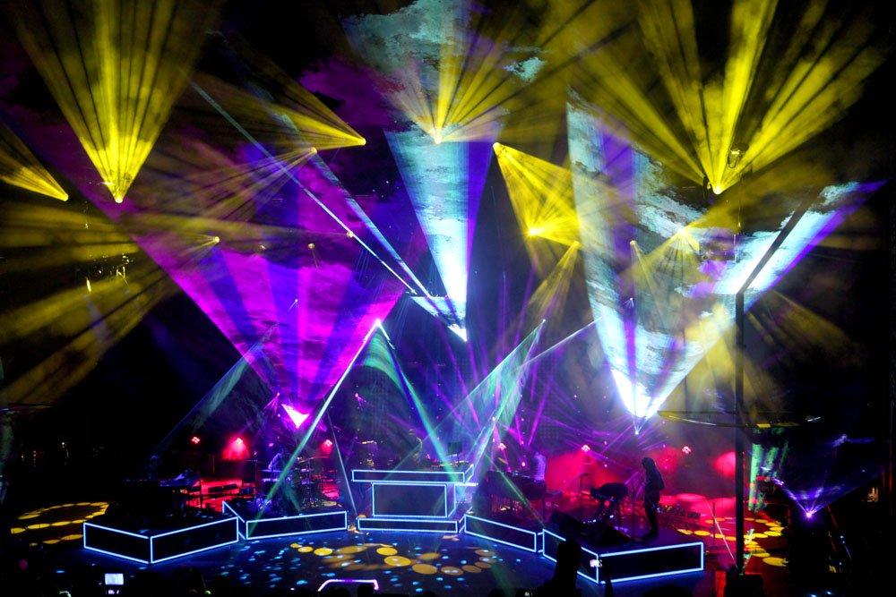 Pretty Lights Concert at Red Rocks Amphitheatre