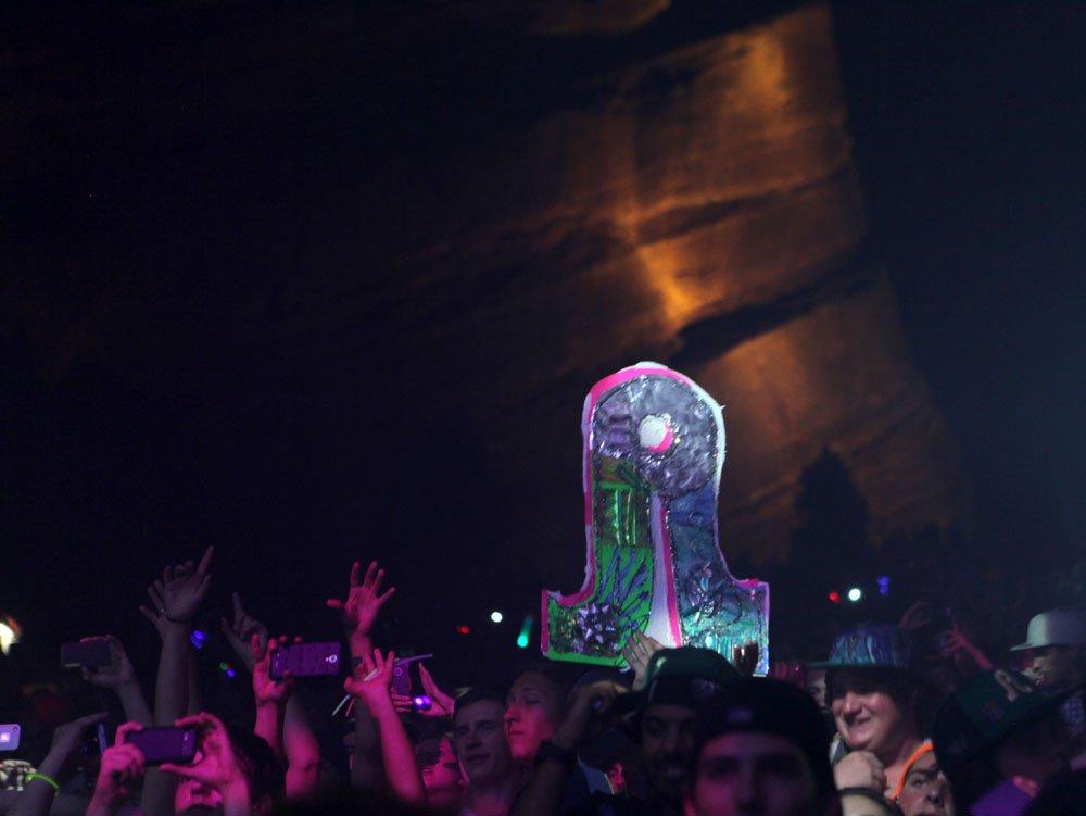 Pretty Lights Concert Red Rocks Photo Soren McCarty Mountain Weekly News (2)