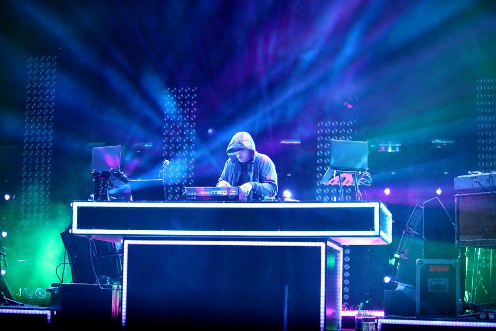 Pretty Lights Concert Red Rocks Photo Soren McCarty | Mountain Weekly News