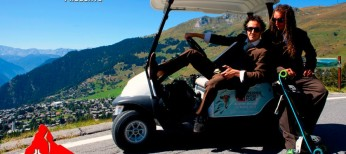 Freebord Videos: Freebord Suisse The Man With the Golden Wheel
