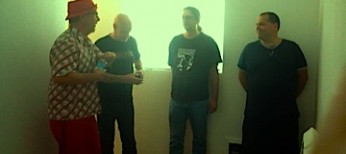 Flag Interview at Denver Riot Fest