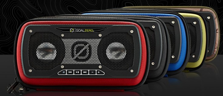 Goal Zero Rock Out 2 Portable Speaker Review