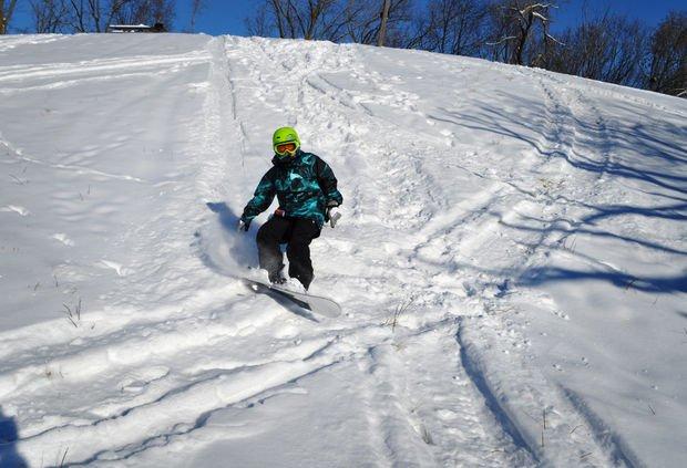 Intermidate Snowboarder