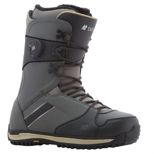K2 Ender Snowboard Boot Review