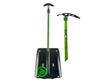 K2 Rescue Shovel Plus Ice Axe Review