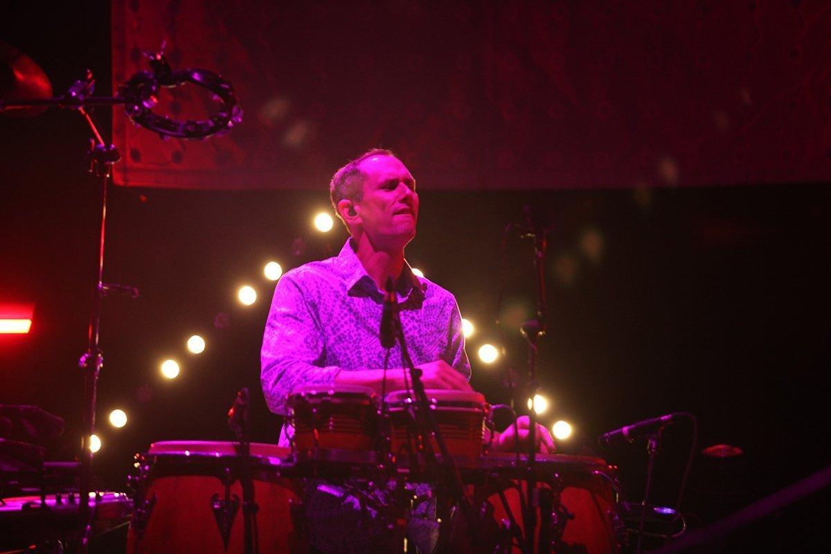 Lotus Drummer
