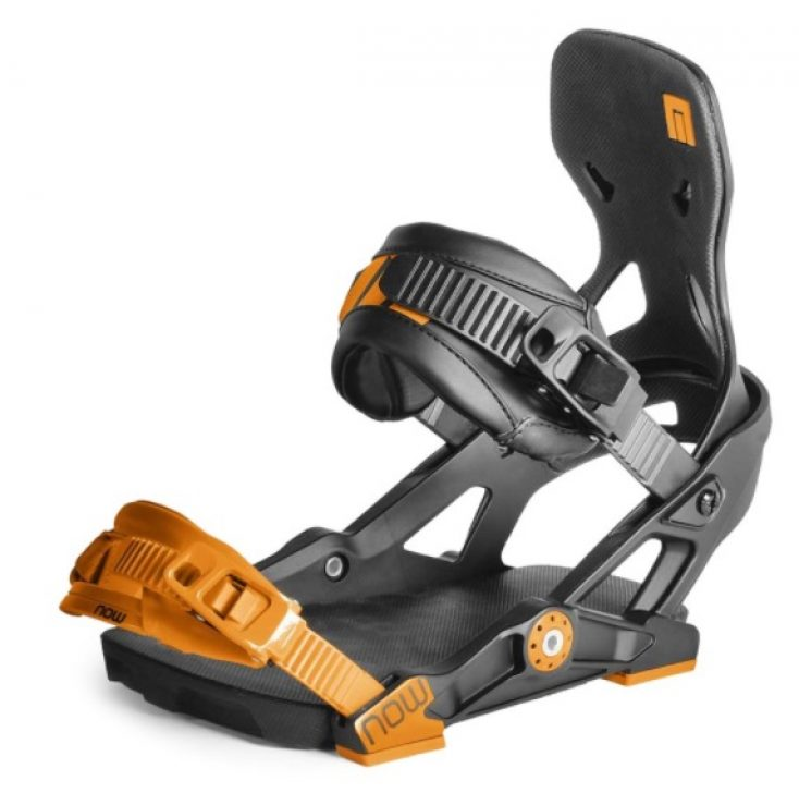 NOW IPO Snowboard Binding Review