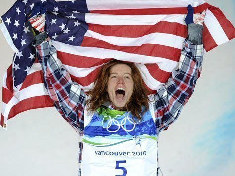 Shaun White Sochi Olympics