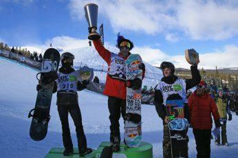 Snowboarder Greg Bretz Beats Shaun White in Olympic Pipe Qualifier
