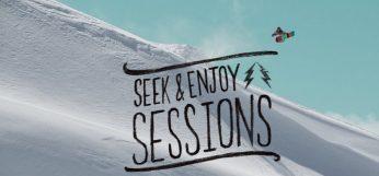 K2 Snowboarding Seek and Enjoy