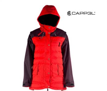 Cappel Road to Ruin Jacket Review