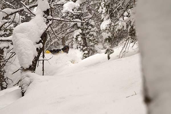 Joe Otermba in the Northern Sawatch Range of Colorado Photo Ben Koelker