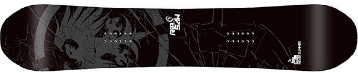 Never Summer Ripsaw Snowboard Review
