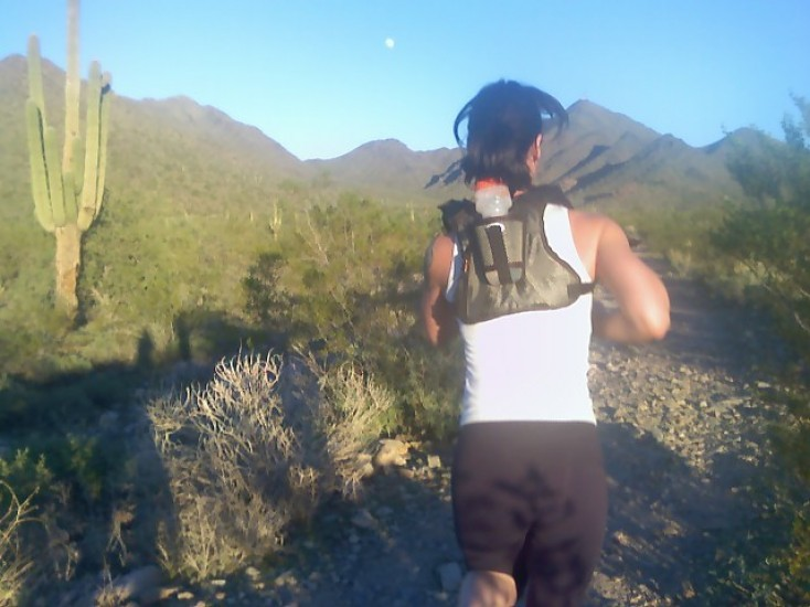 Orange Mud HydraQuiver Ultra-Light Running Backpack Review