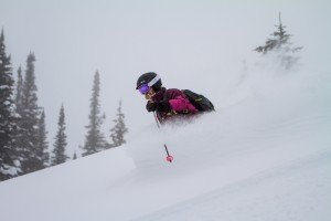 Selkirk Wilderness Skiing Steve Shannon Photo