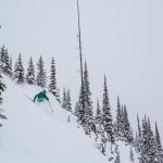 Selkirk Wilderness Skiing Steve Shannon Photo