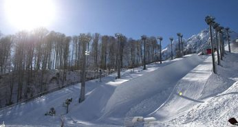 A Look at the Sochi Olympic Halfpipe