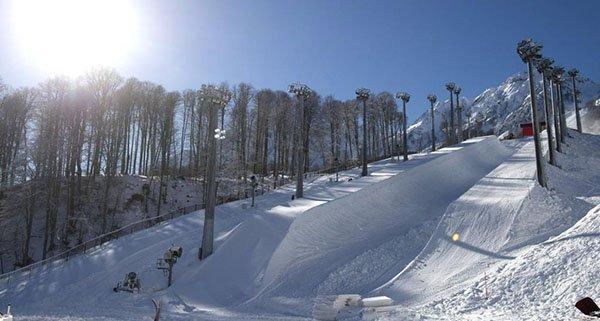Sochi Pipe