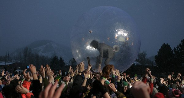 The Flaming Lips Snowball Music Festival Avon, Colorado Photo Soren McCarty|Mountain Weekly News
