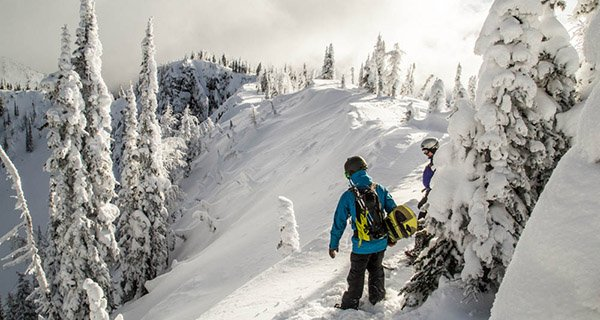 The Voile Artisan will seek out fresh snow Photo Laura Patten | Mountain Weekly News