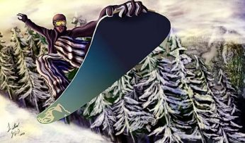 Snowboard Tricks – How to Grab On a Snowboard