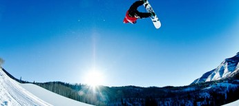 How to Snowboard in a Half Pipe