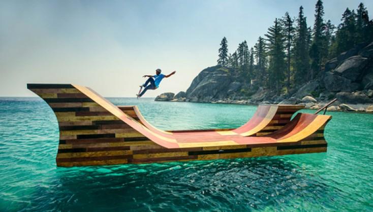 5 Unique Spots to Go Skateboarding