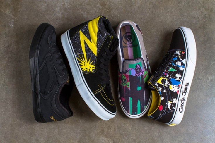 Vans SXSW Music Co-lab Shoes | Mountain Weekly News