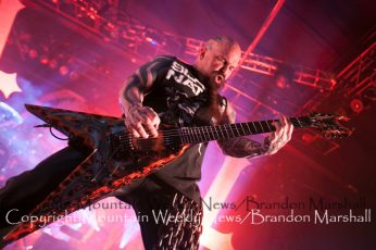 Slayer Performs Old School Set With New Faces