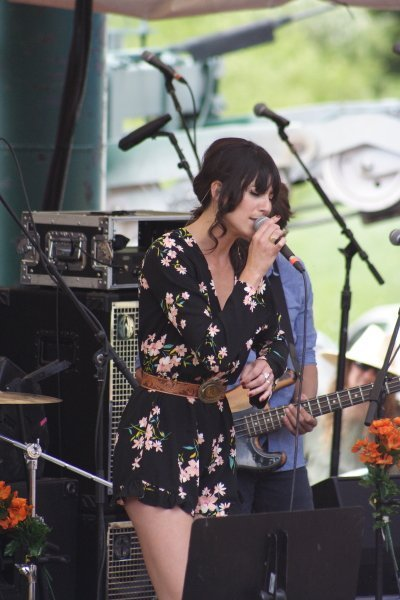 Nicki Bluhm & The Gramblers Targee Fest Photo Mike Hardaker | Mountain Weekly News