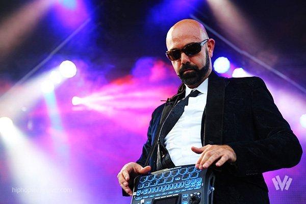 DJ Nu-Mark at 2013 Squamish Fest