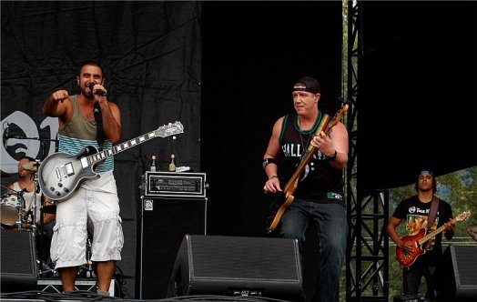 Rebelution Photo: Jonathan Penfield | Mountain Weekly News