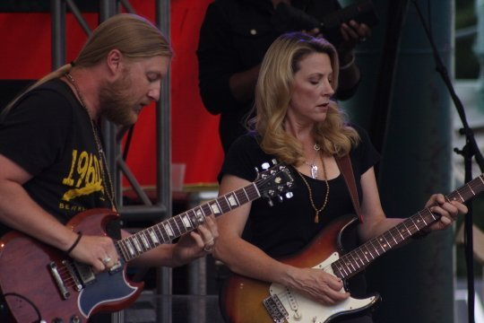 learn how to love you tedeschi trucks band chords
