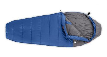 The North Face Aleutian Sleeping Bag Review