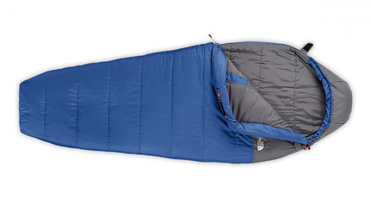 The North Face Aleutian Sleeping Bag Review w/ Eco Synthetic