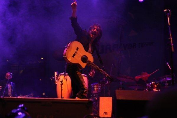 Gogol Bordello kicking off Day 1 of Riot Fest in Denver Photo Soren McCarty | Mountain Weekly News