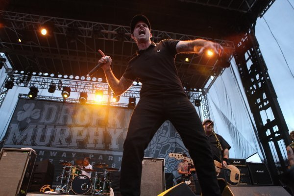 Dropkick Murphys Riot Festival Photo Soren McCarty | Mountain Weekly News