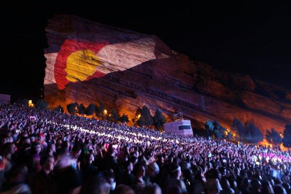 Big Gigantic Red Rocks Photo Soren McCarty | Mountain Weekly News