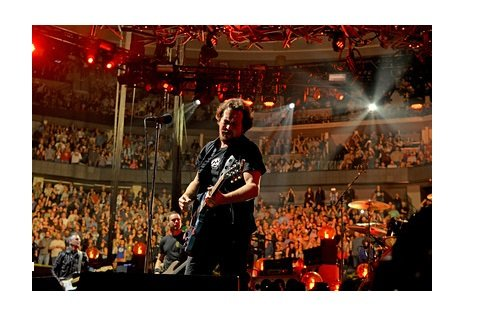 Pearl Jam Photo by Josh Lowe