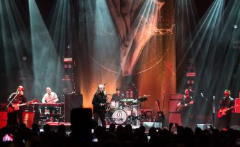Robert Plant and The Sensational Shape Shifters Shake the Foundations of Denver's Fillmore Auditorium