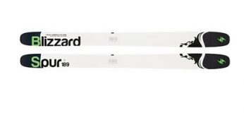 Blizzard Spur Skis Review