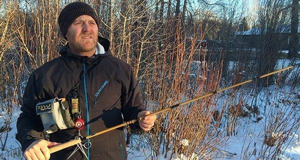 Dakine Polebender Fishing Jacket