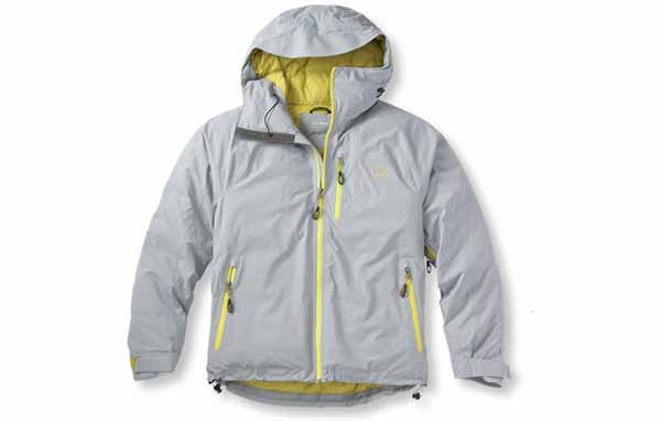 LL Bean Down Jacket Review - Mountain Weekly News