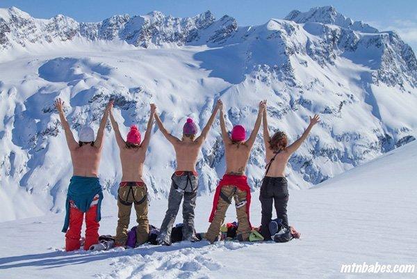 Mountain Babes 2