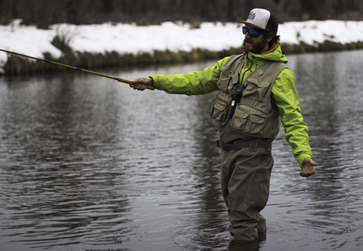 Orvis silver sonic guide waders review mountain weekly news for Fishing waders reviews