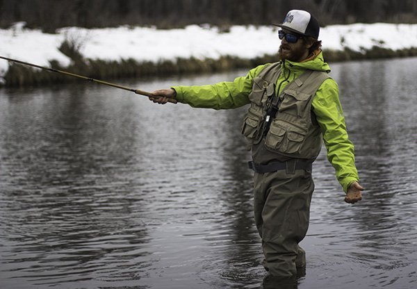 Orvis helios 2 5 weight 9 39 fly rod review for Fly fishing waders reviews
