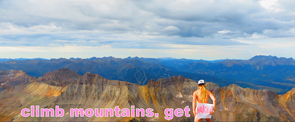 MTNBABES Photos and Interview - Mountain Weekly News